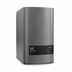 WD My Book Duo 4TB [WDBLWE0040JCH-EESN]