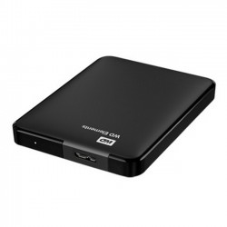 WD Elements Portable 1TB USB3.0 Black (WDBUZG0010BBK-EESN)