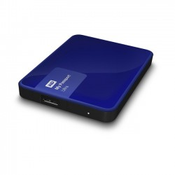 WD My Passport Ultra 500GB modrý (WDBWWM5000ABL-EESN)