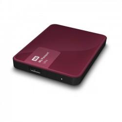 WD My Passport Ultra 500GB červený [WDBWWM5000ABY-EESN]