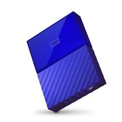 WD My Passport 3TB USB3.0 modrý [WDBYFT0030BBL-WESN]