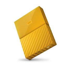 WD My Passport 4TB USB3.0 žlutý [WDBYFT0040BYL-WESN]