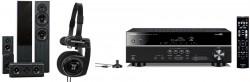 Yamaha HTR-3068 + Prism Onyx 100 + Koss Porta Pro