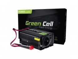 Green Cell měnič 12V/230V modifikovaná sinusoida 150W