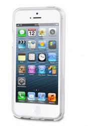 Puro Plasma Cover iPhone 5/5s/SE półprzezroczysty