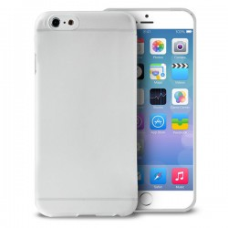 PURO Crystal Cover - Pouzdro iPhone 6 (průhledné)