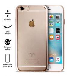 PURO Satin Cover iPhone 6/6s zlatý