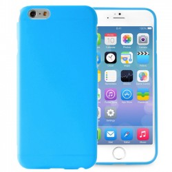 "Puro Ultra Slim ""0.3"" Cover iPhone 6 Plus modrý + fólie [IPC65503BLUE]"