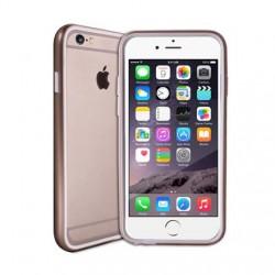 PURO Metallic Bumper Cover - Etui iPhone 6 Plus złoty