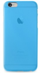 """Puro Ultra Slim """"0.3"""" Cover iPhone 7 modrý + fólie"""