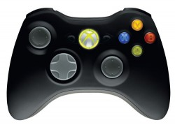 Xbox 360 Wireless Gamepad Black