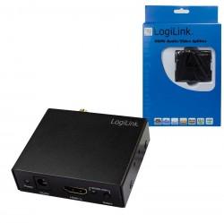 LogiLink HDMI Audio a Video Splitter