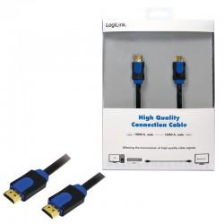 Kabel HDMI v1.4 Premium 2m Logilink