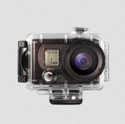 PQI Air Cam V100 5M 1080P WATER + karta 4GB SDHC Class 10