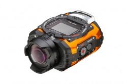 Ricoh WG-M1 oranžová + sada 3 příslušenství