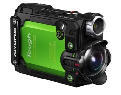Olympus TG-Tracker zelený
