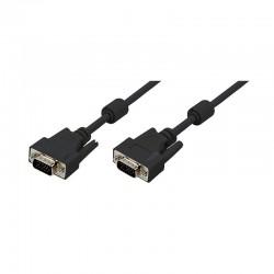 Kabel k monitoru 15M/15M 20m stíněný