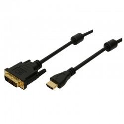 Kabel HDMI-DVI/D 1,8 m.