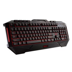 ASUS Cerberus Gaming Keyboard LED BAKLIT USB E10774