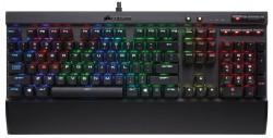 Corsair Gaming K70 RGB Rapidfire Backlit RGB LED, Cherry MX Speed RGB