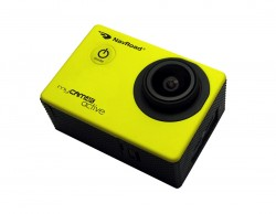 NavRoad MyCAM 4K Active žlutý