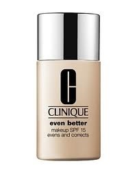 Clinique Even Better Makeup SPF15 Evens and Corrects 01 Alabaster 30ml