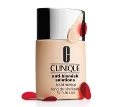 Clinique Anti-Blemish Solutions Liquid Makeup světlá báze 01 Fresh Alabaster 30ml