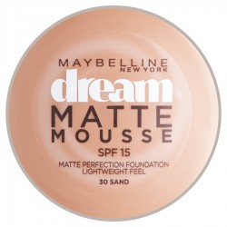 Maybelline New York Dream Matte Mousse podklad 30 Sand 18 ml