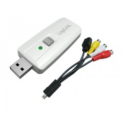 Logilink VG0011 Grabber Audio/Video USB2.0 PC/MAC