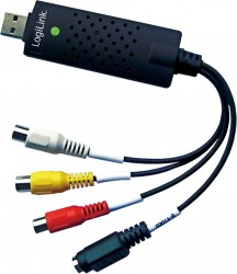 Logilink VG0001A Grabber Audio/Video USB2.0