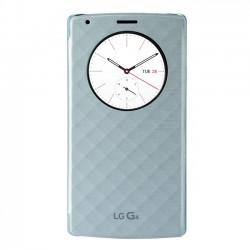 Pouzdro LG Quick Circle pro G4 s indukčním nabíjením modré