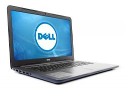 DELL Inspiron 17 5767 [5767-9897KTR] - modrý - 500GB SSD | 16GB
