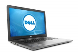 DELL Inspiron 17 5767 [0151] - szary - 240GB SSD | 12GB