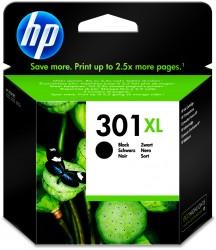 HP No. 301 XL (CH563EE) černá inkoustová kazeta: DJ 1050 2050