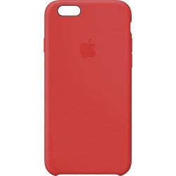 Silikonové pouzdro pro iPhone 6 Plus červené