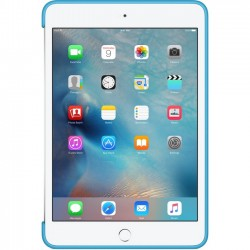 iPad mini 4 Silicone Case - Blue