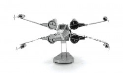 Star Wars X-wing Star Fighter model Metal Earth