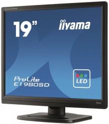 """19"""" iiyama ProLite E1980SD černý"""