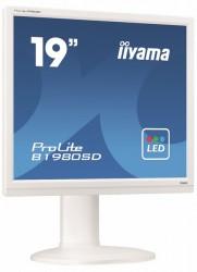 19'' iiyama ProLite B1980SD bílý