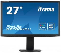"27"" iiyama ProLite B2780HSU LED černý"