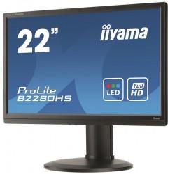 22'' iiyama ProLite B2280HS černý LED