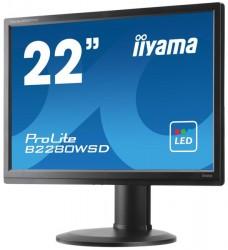 22'' iiyama ProLite B2280WSD-1 LED