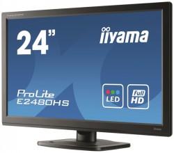 24'' iiyama ProLite E2480HS-B1 LED černý