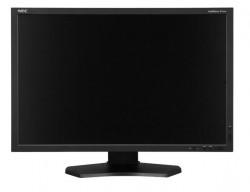 24'' NEC MultiSync P242W černý