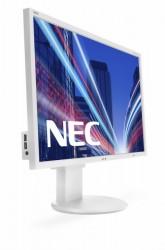 "24"" NEC MultiSync EA244WMi bílý"