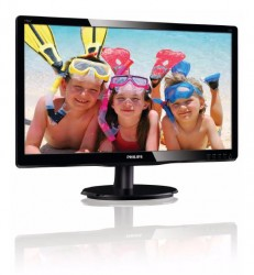 21.5'' Philips LCD WIDE 226V4LAB LED DVI černý