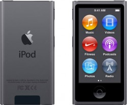 iPod nano 16GB - Space Gray