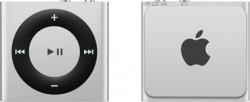 iPod Shuffle 2GB - Silver
