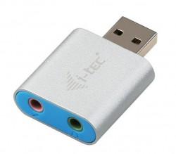 i-tec USB 2.0 Mini Audio Adapter