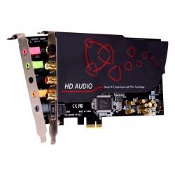Zvuková karta aim SC808 PCI-E